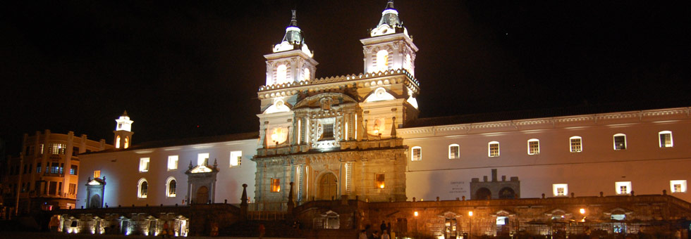 Volunteer Projects in Quito