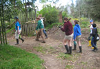 Group Volunteering in Ecuador
