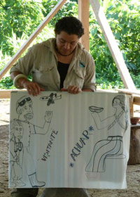 Teaching English to the Achuar Community - Teaching Volunteering in the Amazon